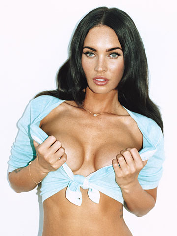 megan fox tits
