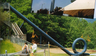 Action_Park_looping_water_slide